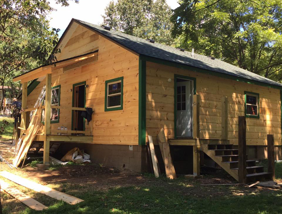 Cabin After Renovations