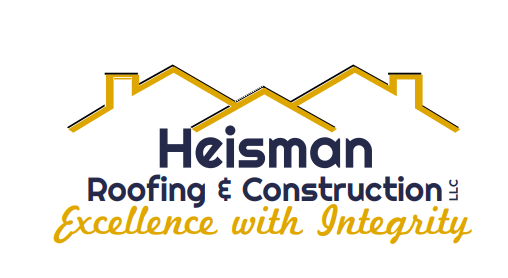 Heisman Roofing & Construction, LLC, Logo